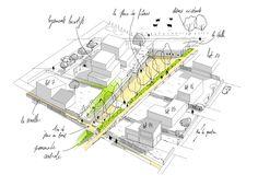 Thiers - parc de la Roche_ Hugo RECEVEUR_ La Motrice Paysage et Urbanisme