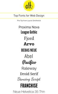 ❤ Those Fonts....:)