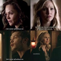 """Sam.🕊 on Instagram: """"TVD/TO- Caroline parallel. -family means everything to her. - -Q: Klaus or Care? - -follow @siresmikaelsons for more!💗 - Tags: #tvd…"""" Family Meaning, Caroline Forbes, Everything, Tags, Movies, Instagram, Films, Cinema, Movie"""