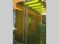 Varia Ecoresin | C3 Color | Marsh | Materials Commercial Glass Doors, Color, Colour, Colors