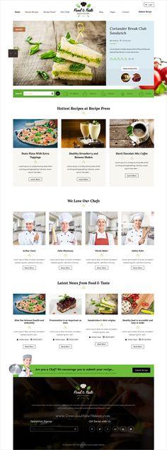 Royal food restaurant and recipe wordpress theme wordpress forumfinder Choice Image