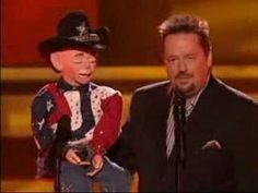 Terry Fator - Friends In Low Places (America's Got Talent)