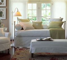 1000 images about daybeds for small rooms on pinterest daybeds daybed ideas and day bed - Sofa herbergt s werelds ...