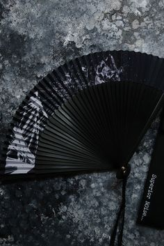 TOUR 14 NAMELESS LIBERTY DISORDER HEAVEN , the GazettE member produce, URUHA design folding fan