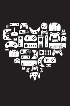 Controller Lover - Created by Pinksage