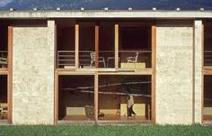 Elderly Housing Project. Chur,  Switzerland. Peter Zumthor. 1993