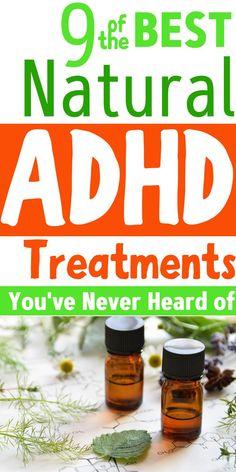 9 Natural ADHD Remedies that WORK!