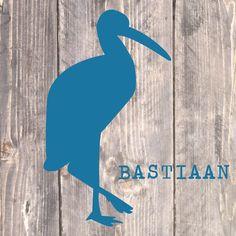Geboortekaartje Bastiaan