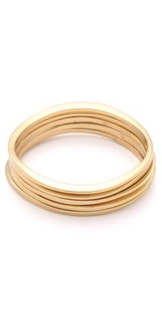 Jules Smith Surf Bangles selected by jamesdrygoods.com for the made in america: contemporary project | #madeinusa |