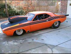 . Modern Muscle Cars, American Muscle Cars, Classic Hot Rod, Classic Cars, Street Drag Racing, Mopar Girl, Kustom Kulture, Pony Car, Sexy Cars