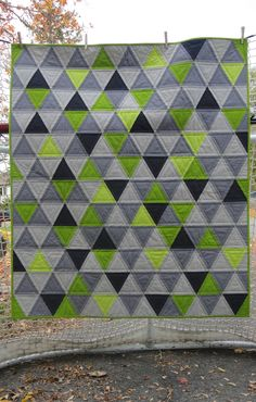 Quilt Matters: Modern Goodness - TGIFF! and Blogger's Quilt Festival