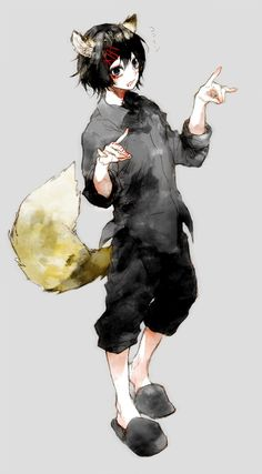 Suzuya Juuzou - Tokyo Ghoul