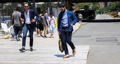 http://chicerman.com  billy-george:  Yes! This is awesome styling.  Capsule Street Style  Photo by George Elder  #streetstyleformen