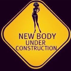 New body under construction :-)  #newbody #fitness #fit #workout