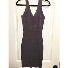Bandage marciano dress Purple grey bandage marciano dress Marciano Dresses