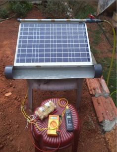 Enhancing the Efficiency of #SolarPanel Using #Cooling Systems #SolarEnergy