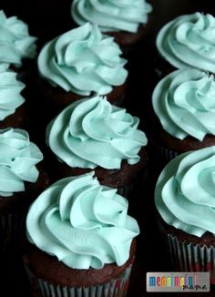 Trophy Cupcakes Buttercream Frosting Recipe