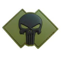 GITD Glow Dark US Navy Seals Insignia DEVGRU SOCOM Morale PVC 3D Touch Fastener Patch