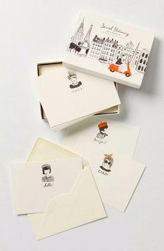 Caixas e cartões da Rifle Paper Co. #print