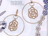 Copyright Jewelry & Chanel Earrings like our Deco Rose