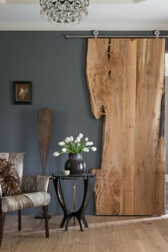 decorate inspiration file with raw and living edged wood 3 - Wood Designdecorate the inspiration file with raw and living edged wood 344 Ideas Diy Room wooden barn doors Sliding Barn Door Styles - 15 Wooden Barn Doors, Indoor Barn Doors, Sliding Barn Door Track, Interior Sliding Barn Doors, Sliding Doors, Sliding Barn Door Hardware, Entry Doors, Barn Door Designs, Wood Interiors