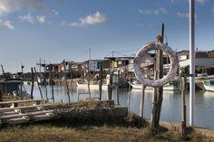 Le port d'Andernos-les-Bains