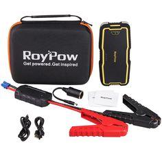 Jumpstarter/Powerbank 18000 mAh RoyPow - Elektronikk - Batterier 12V - BestMarin Ipad, Usb, Inspiration, Biblical Inspiration, Inhalation