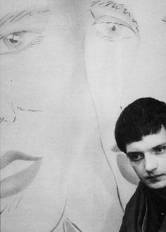 Ian Curtis. S)