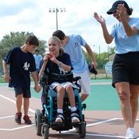 Spring Sports for People Living with Paralysis