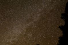 A time lapse video of the milky way taken at a dark sky location in the Sierras. A little over two hours condensed to 12 seconds. Each frame is a 30 second exposure taken with a Canon EOS DSLR camera. Dark Skies, Milky Way, Canon Eos, Astronomy, Sky, Frame, Heaven, Picture Frame, Heavens