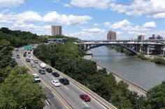 https://flic.kr/p/wnqyAm | A view of the Harlem River from High Bridge