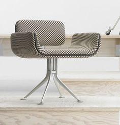 A very rare armchair by Alexander Girard
