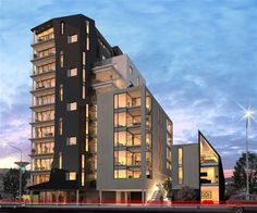 Image result for verve apartments christchurch