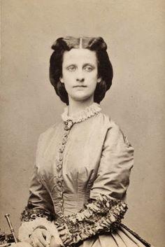 Maria Annunziata delle due Sicilie,seconda moglie di Carlo Ludovico. Ebbero quattro figli.