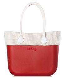 O bag with wool