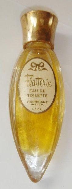*Flatterie Eau De Toilette By Houbigant