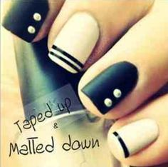 Mate black and white