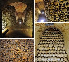 Global Ossuaries: 7 Creepy Wonders of the (Un)Dead World, Brno Ossuary, Brno, Czech Republic