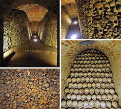 Global Ossuaries: 7 Creepy Wonders of the (Un)Dead World, Brno Ossuary, Brno, Czech Republic