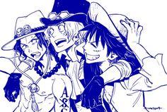 One Piece [YAOI]