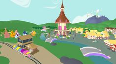 My Little Pony 3D: Roleplay is Magic - ROBLOX