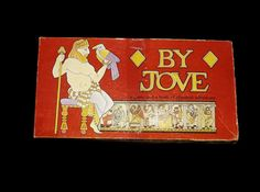 Vintage 1983 Board Game By ove By by JandDsAtticTreasures on Etsy