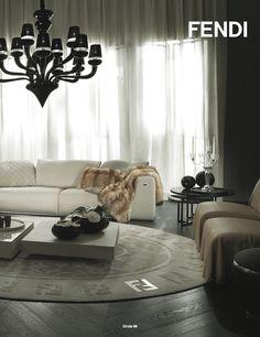 Fendi Home design love