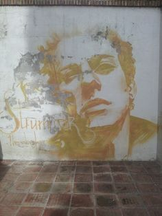 Realejo (Granada). Niño de las pinturas