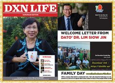 Welcome to the DXN Fans Blog: DXN Life - European Edition (Issue 2 ~ June - July...