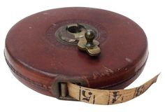 English Leather Cased Tape Measure $155 - NSY