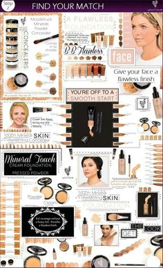 Younique offers a variety of makeup types! Yes, Types - Flawless - BB Cream, Liquid Foundation, Loose Powder, Pressed Powder and. the NEW SPRAY - Beauty Haven, Perfect Foundation, Liquid Foundation, Applying Foundation, Foundation Colors, Star Events, Find Your Match, Fiber Lash Mascara, Younique Presenter