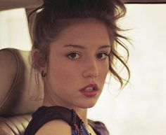Adèle Exarchopoulos  Blue is the warmest colour/ La Vie D'Adèle
