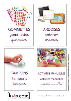 labels for toy boxes . French Language Lessons, Alternative Education, Montessori Education, Team Games, Teacher Hacks, Toy Boxes, Speech Therapy, Party Games, Homeschool