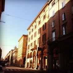 Bologna, Via Indipendenza - Instagram by @spymaura